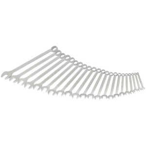 Elora 22 Piece Long Metric Combination Spanner Set 03115-0