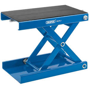 Draper 450kg Motorcycle Scissor Stand with Pad 04991-0