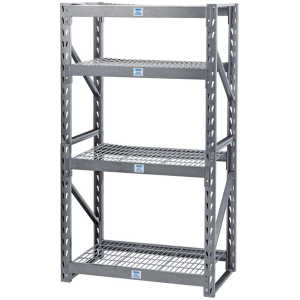 Draper Expert Heavy Duty Steel 4 Shelving Unit - 1040 x 610 x 1830mm 05230-0