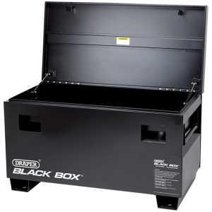 Draper Contractors Secure Storage Box (Black Box®️) 05544-0
