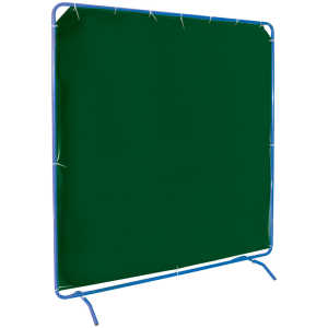 Draper 6' x 6' Welding Curtain with Frame 08170-0