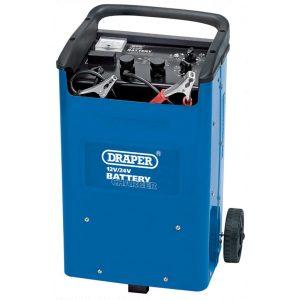 Draper 12/24V 360A Battery Starter/Charger 11967-0