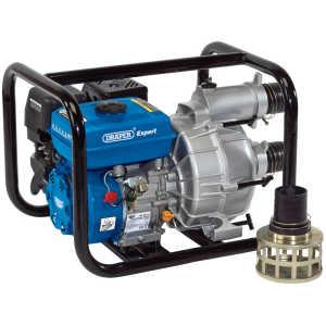 Draper Petrol Trash Water Pump (750L/Min) 16128-0