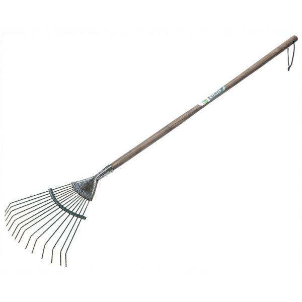 Draper Young Gardener Lawn Rake with Ash Handle 20688-0