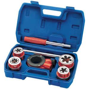 Draper 7 Piece Metric Ratchet Pipe Threading Kit 22496-0