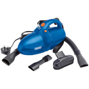 Draper 230V 600W Hand Held Vacuum Cleaner 24392-0