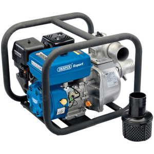 Draper Expert 1000L/Min 7HP Petrol Water Pump (80mm) 24580-0