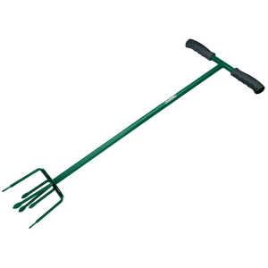 Draper Soft Grip Handle Garden Tiller 28163-0
