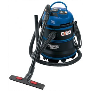 Draper Expert 35L 1200W 230V M-Class Wet and Dry Vacuum Cleaner 38015-0