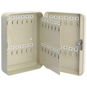 Draper 48 Hook Key Cabinet 38210-0