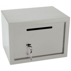 Draper 16L Key Safe with Post Slot 38220-0