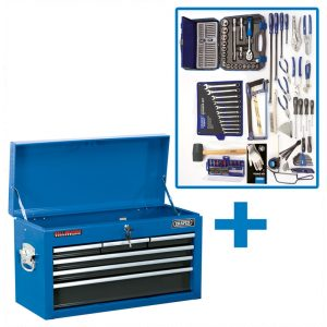 Draper Workshop Tool Chest With Tool Kit (A) 50104-0