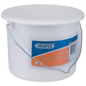Draper 2.5L Plastic Paint Kettle 53088-0