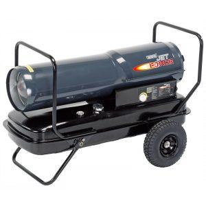 Draper Jet Force, Diesel, Kerosene and Paraffin Space Heater 215,000 BTU (62kW) 53925-0