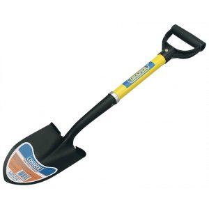 Draper Round Point Mini Shovel with Fibreglass Shaft 57569-0
