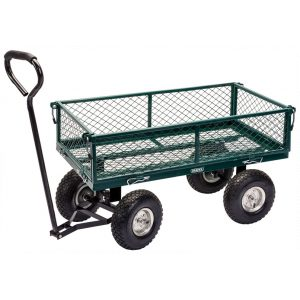 Draper Steel Mesh Gardeners Cart 58552-0