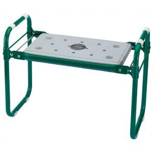 Draper Expert Folding Metal Framed Gardening Seat or Kneeler 64970-0