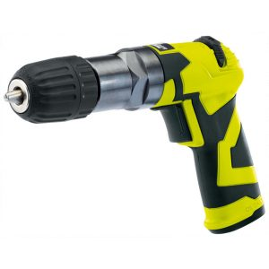 Draper Storm Force®️ Composite 10mm Reversible Air Drill With Keyless Chuck 65138-0