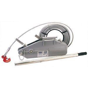 Draper Expert 1600/2400kg Wire Rope Winch/Hoist 71208-0