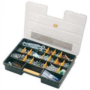 Draper 5 to 26 Compartment Plastic Organiser 73508-0