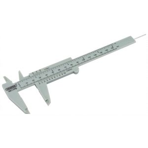 "Draper 0 - 150mm or 6"" Vernier Caliper 73863-0"