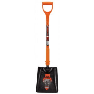 Draper Fully Insulated Shovel (Square Mouth) 75168-0