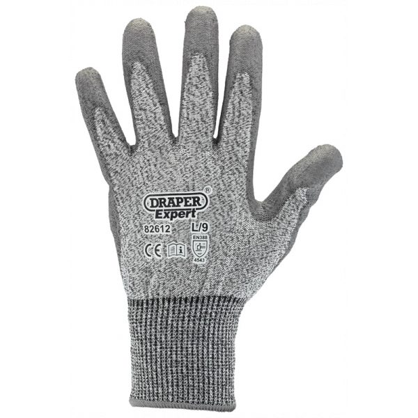 Draper Level 5 Cut Resistant Gloves 82612-0