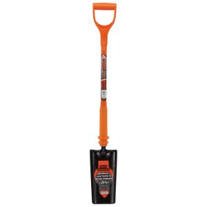 Draper Fully Insulated Cable Laying Shovel 82636-0
