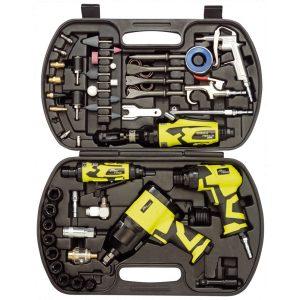 Draper Storm Force 68 Piece Air Tool Kit 83431-0