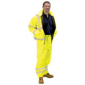 Draper High Visibility Over Trousers - Size M 84729-0