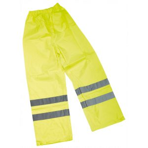Draper High Visibility Over Trousers - Size L 84730-0