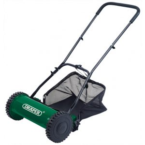 Draper Hand Lawn Mower (380mm) 84749-0