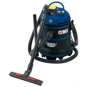 Draper Expert 35L 1200W 110V M-Class Wet and Dry Vacuum Cleaner 86685-0