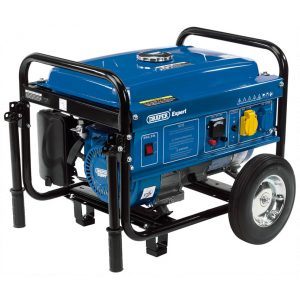 Draper Petrol Generator with Wheels (2.5kVA/2.5kW) 87088-0