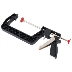 Draper 150mm 75mm Capacity Plastic Body Speed Clamp 88592-0