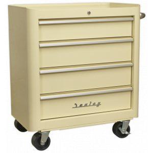 Sealey AP28204 Rollcab 4 Drawer Retro Style-0