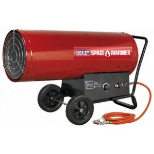 Sealey LP401 Space Warmer® Propane Heater 210,000-400,000Btu/hr-0