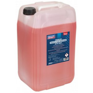 Sealey SCS002 TFR Premium Detergent with Wax Concentrated 25L-0
