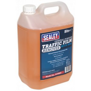 Sealey SCS003 TFR Detergent with Wax Concentrated 5L-0