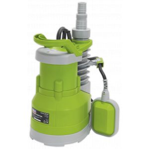 Sealey WPC150P Submersible Water Pump Automatic 183L/min 230V-0