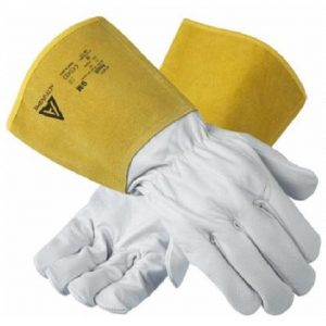 Ansell ActivArmr 43-217 Leather Tig Welding Gloves-0