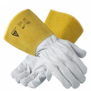 Ansell ActivArmr 43-217 Leather Tig Welding Gloves-0