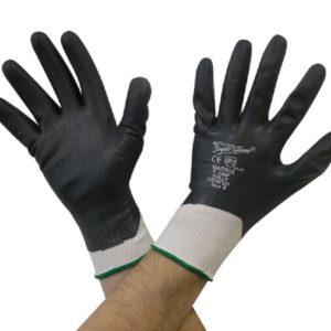 Polyco Matrix F Grip Fully Coated Nitrile Gloves-0
