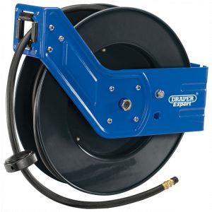 Draper Retractable Air Hose Reel (15m)-0