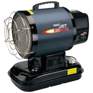 Draper Jet Force, Infrared Diesel/Kerosene Space Heater 60,000 Btu (17kw)-0