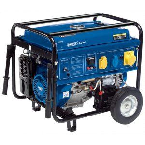 Draper 4.0kva/3.5kw Petrol Generator-0