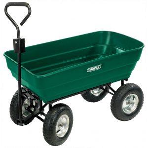 Draper Heavy Duty Tipping Cart-0