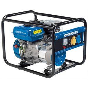 Draper Petrol Generator (2.2kva/2.0kw)-0
