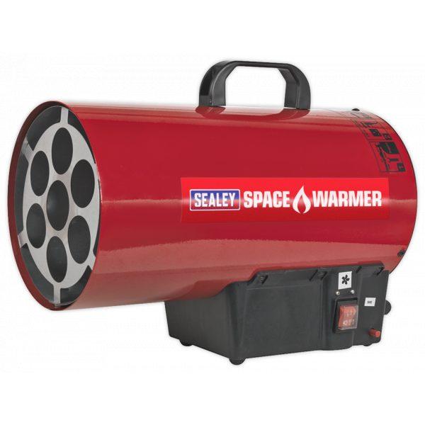 Sealey LP41 Space Warmer® Propane Heater 40,500Btu/hr-0
