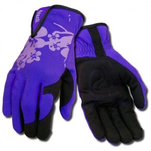 Ansell 97-980 Projex Inspire Ladies Leather Gardening Gloves-0